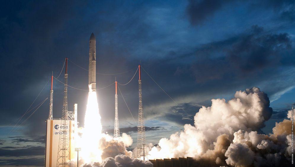 Esa-Gipfel: Einigung im kosmischen Streit