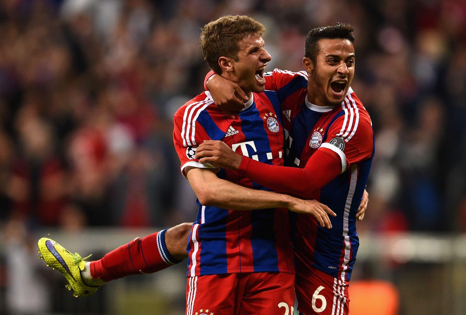 Müller Thiago Bayern Spielgalerie