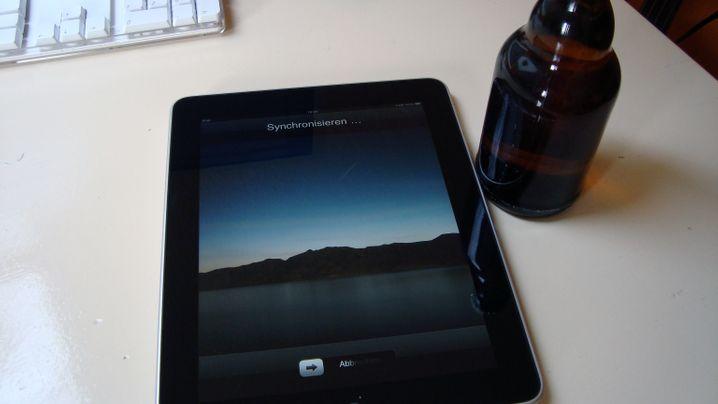 Angefasst: Apples iPad und die Apps