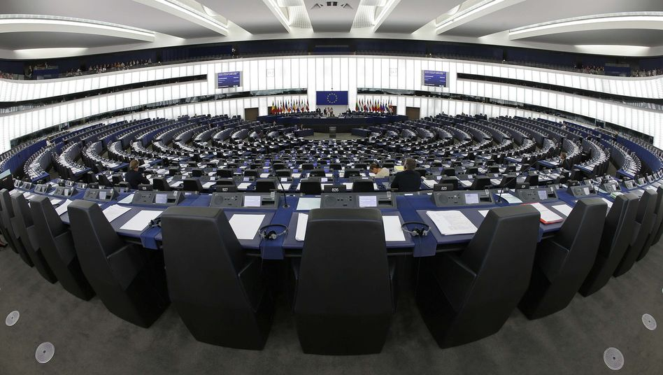 Members of the European Parliament are furious with US spying.