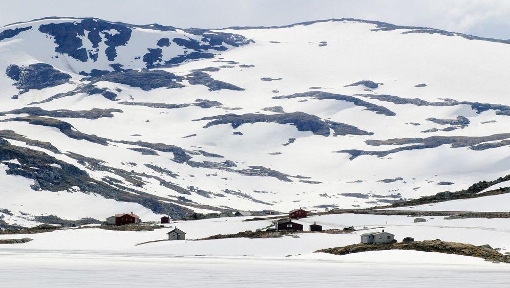 Norwegen per Bahn und Schiff: Norwegen