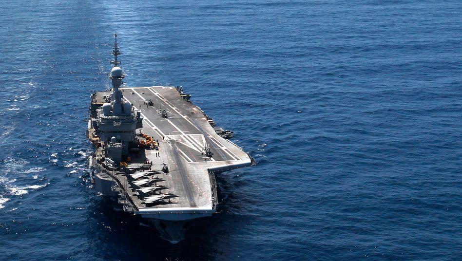Der französische Flugzeugträger »Charles de Gaulle«: Wohin steuert Europa sicherheitspolitisch?