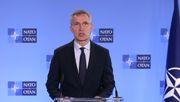 Nato verurteilt Luftangriffe auf Idlib