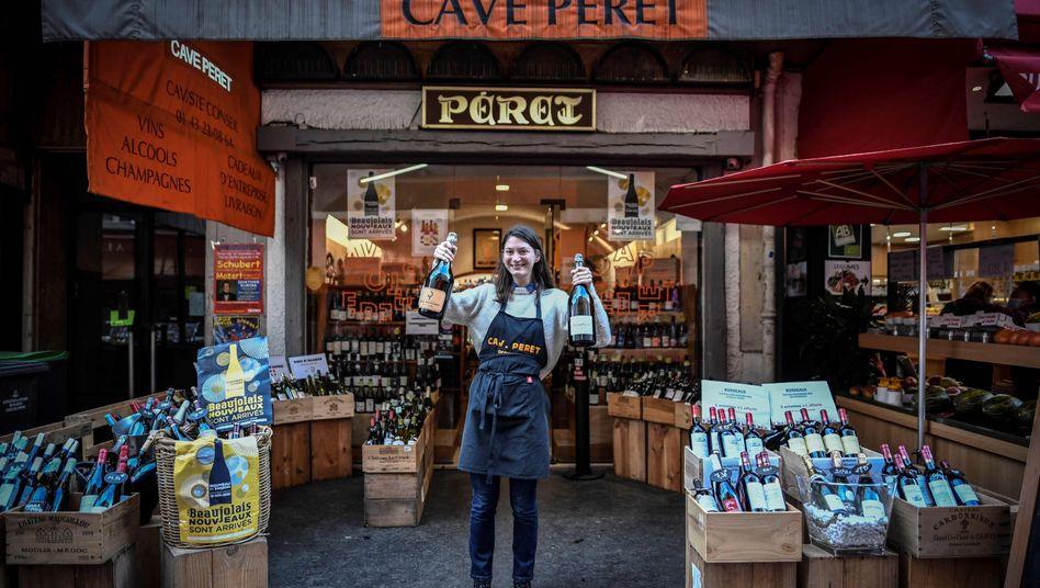 In Frankreich dürfen wieder alle Geschäfte öffnen
