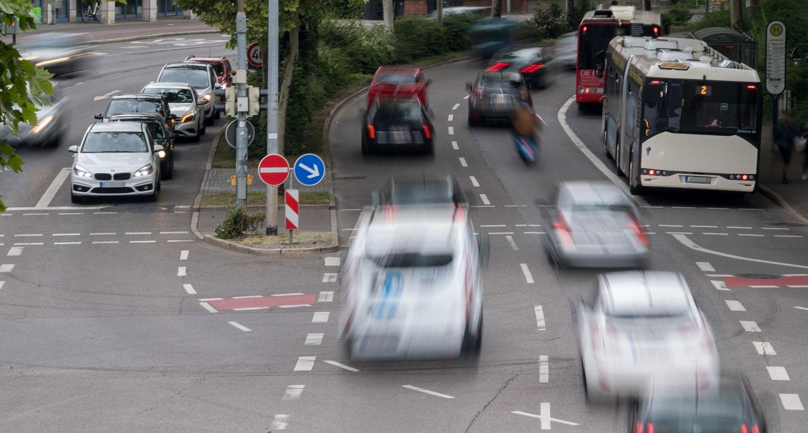 Verkehr in Reutlingen
