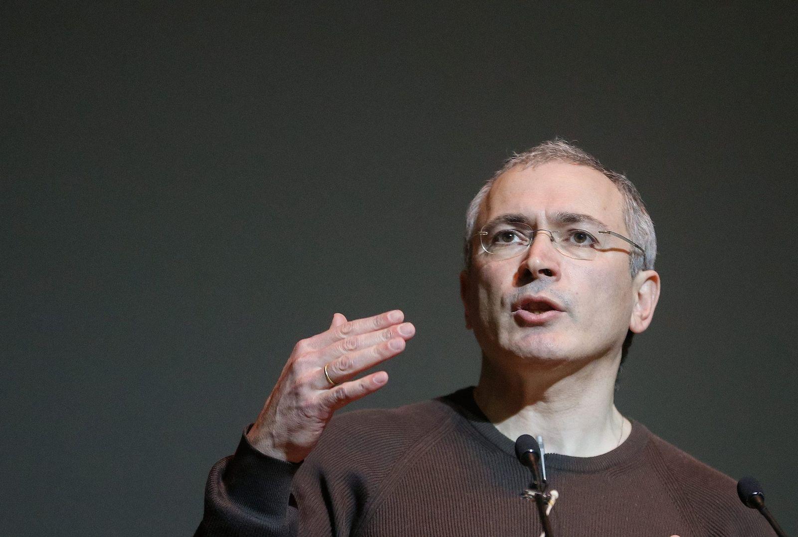 Ukraine/ Chodorkowski