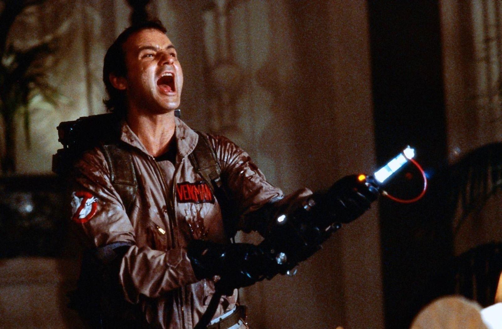EINMALIGE VERWENDUNG Bill Murray / Ghostbusters