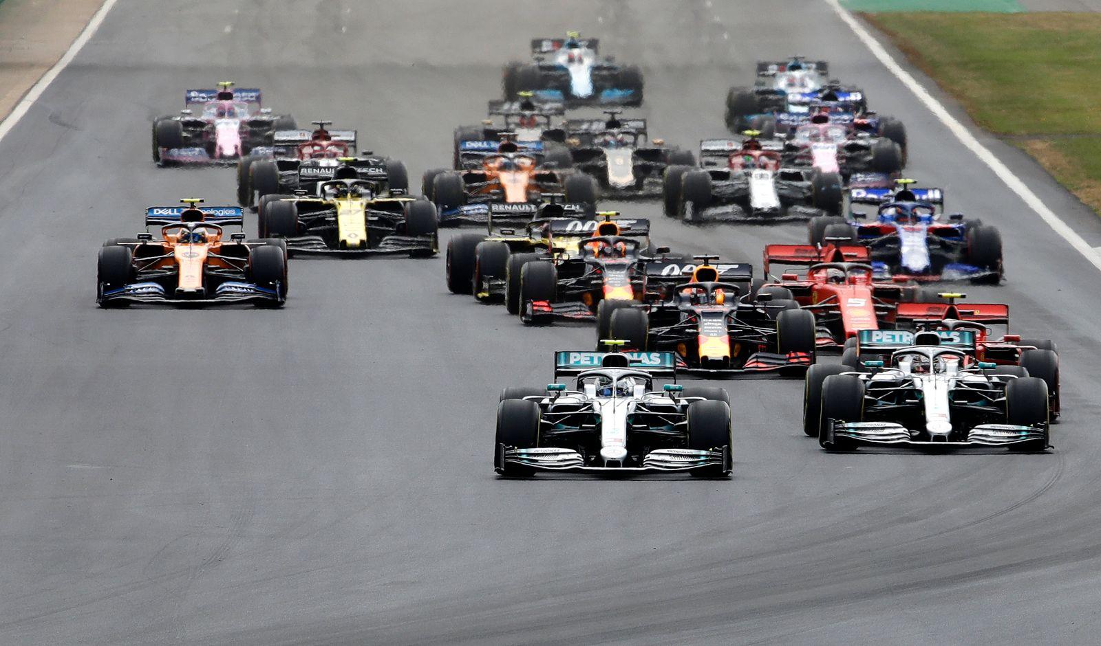 Formel-1 - Silverstone