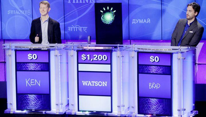 Künstliche Intelligenz: Ein Superrechner fordert die Menschheit heraus