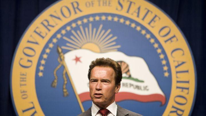 Arnold Schwarzenegger: Arnies Politik-Abgang
