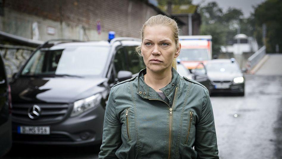 "Anna Loos im ZDF-Krimi ""Helen Dorn"""