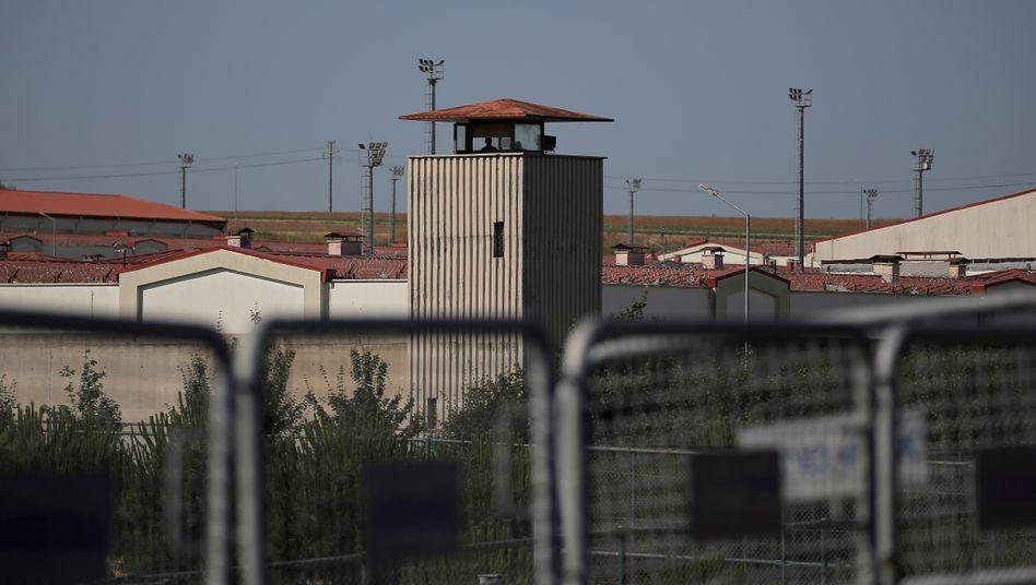 Haftanstalt nahe Istanbul: Verbleib im Gefängnis als Todesurteil