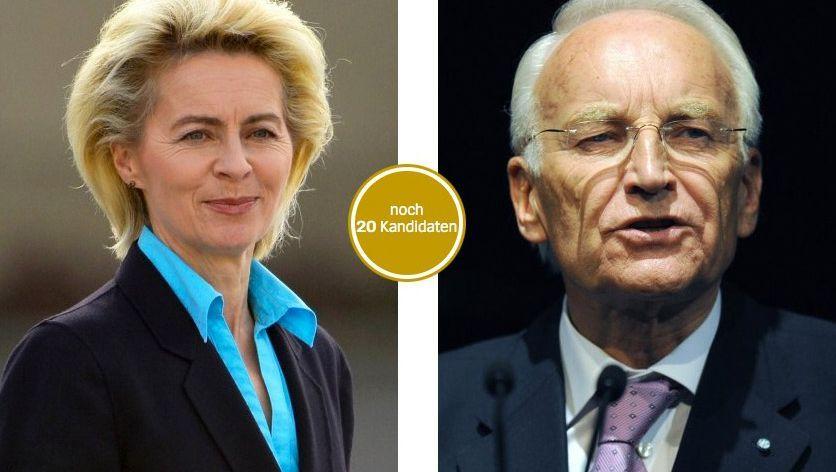 Nachfolger Von Gauck