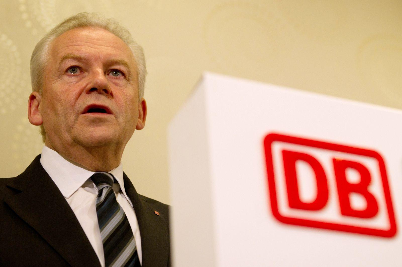 Deutsche Bahn / Rüdiger Grube