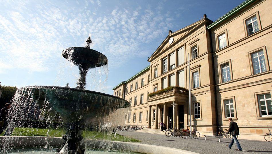 Uni Tübingen: Die Uni gehört jetzt zum Exzellenz-Zirkel