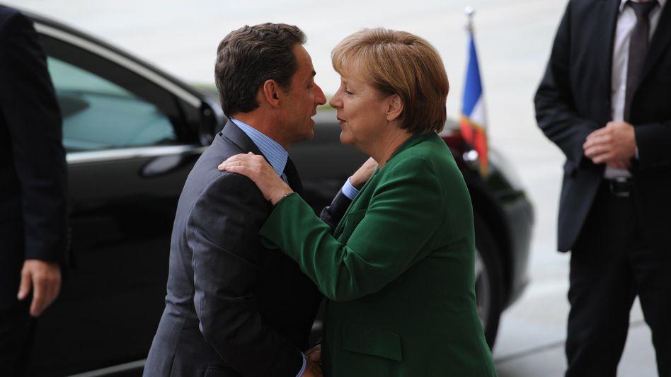 Sarkozy, Merkel: Die quälende Diskussion endlich beenden