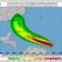Sturm »Elsa« stellt ersten Rekord der Hurrikansaison auf