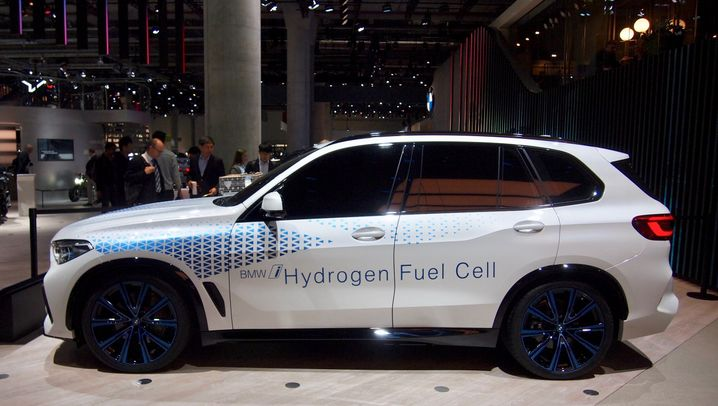 Brennstoffzellen-Autos: Flasche leer?