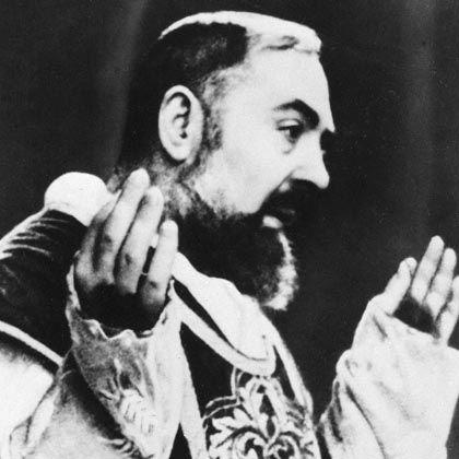 Padre Pio (1956): Quasi ständig geblutet