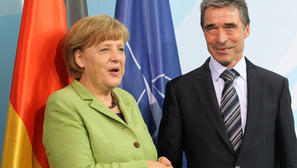 Photo Gallery: Germany Isolated in NATO Ahead of Summit