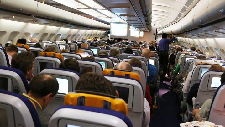 Reisewissen: Welcher Platz im Fluzeug ist am sichersten?