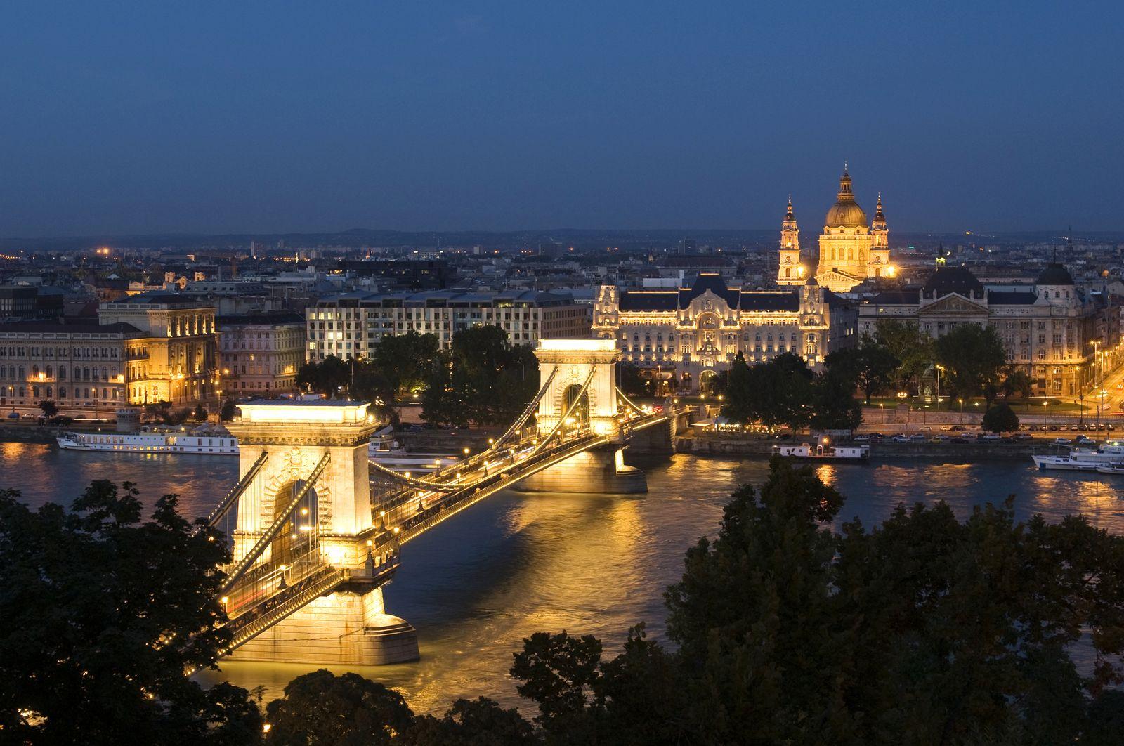 NICHT MEHR VERWENDEN! - Ungarn / Budapest / Hebel XXL