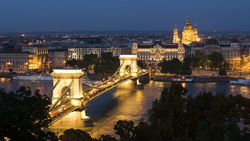 The Hungarian capital of Budapest: The EU has taken legal action against the right-wing government of Prime Minister Viktor Orban.