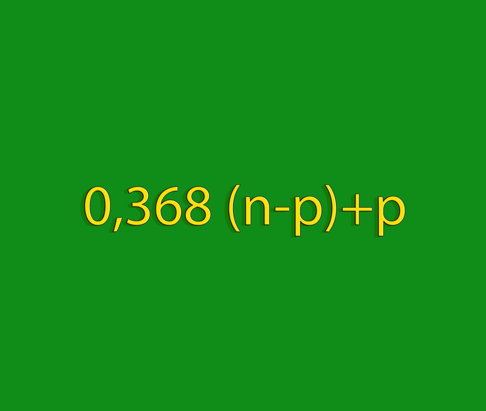 Formel für Text aus DUZ 6/2010 Seite 60 grün