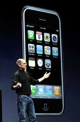 Apple Jobs: Ikone fortschrittlicher Unterhaltungselektronik