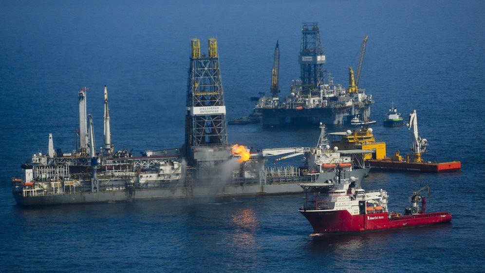 Umweltkatastrophe am Golf: Verzweifelte Rettungsversuche