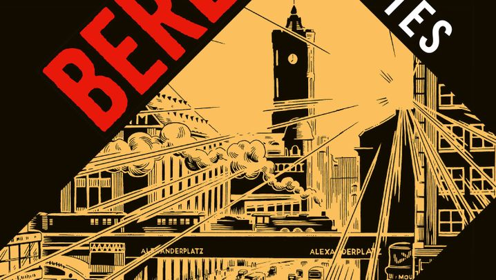 Berlin 1929 im Comic: Schillernd, anziehend, abstoßend