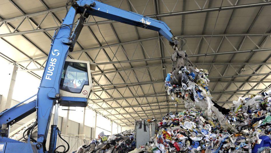 Wertstoff-Aufbereitung (in Erfurt): Kann die Recyclingquote 100 Prozent erreichen?