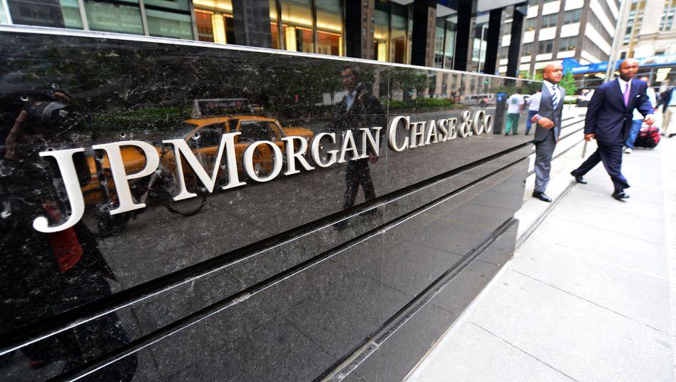 US-Bank JP Morgan: Das Geschäft mit Hypotheken läuft wieder