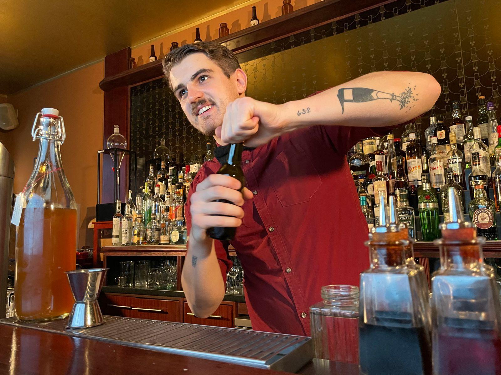 Galander Bar