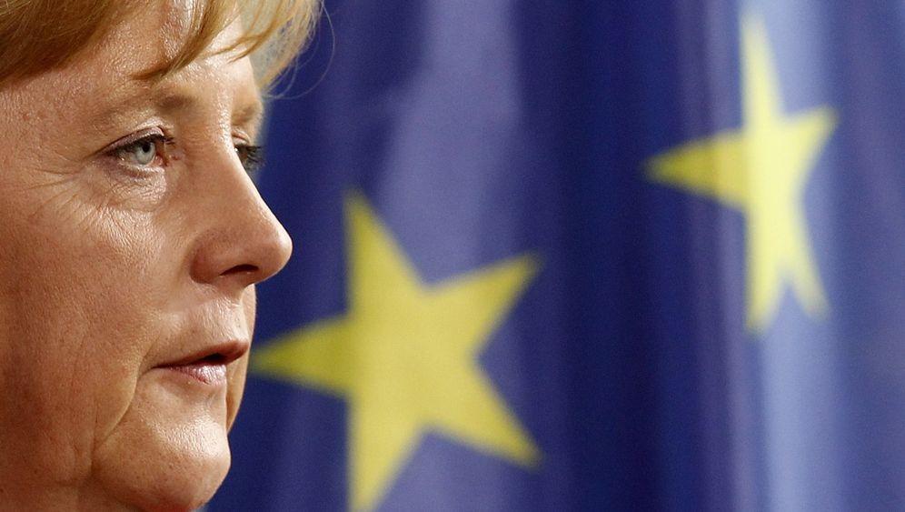 Photo Gallery: Merkel's Vision for Europe