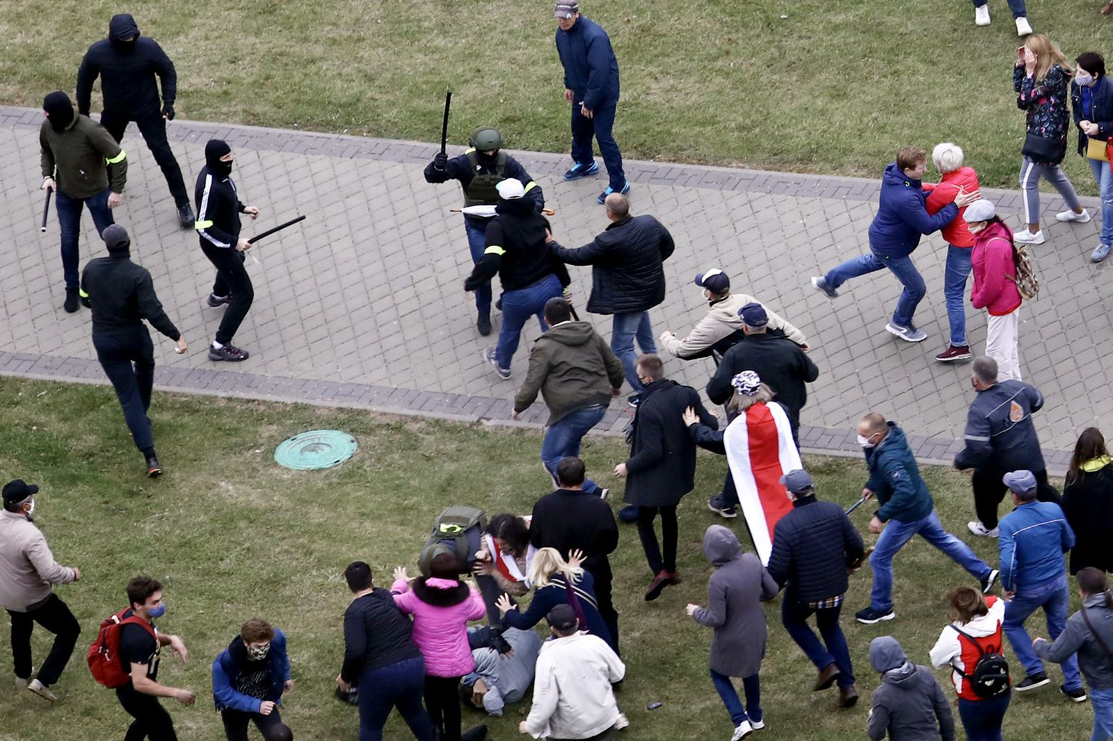 BELARUS-POLITICS-UNREST
