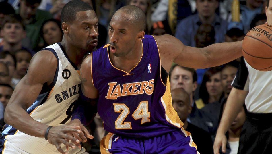 Lakers-Star Bryant: Das Team enttäuscht in dieser Saison mit bereits 25 Niederlagen