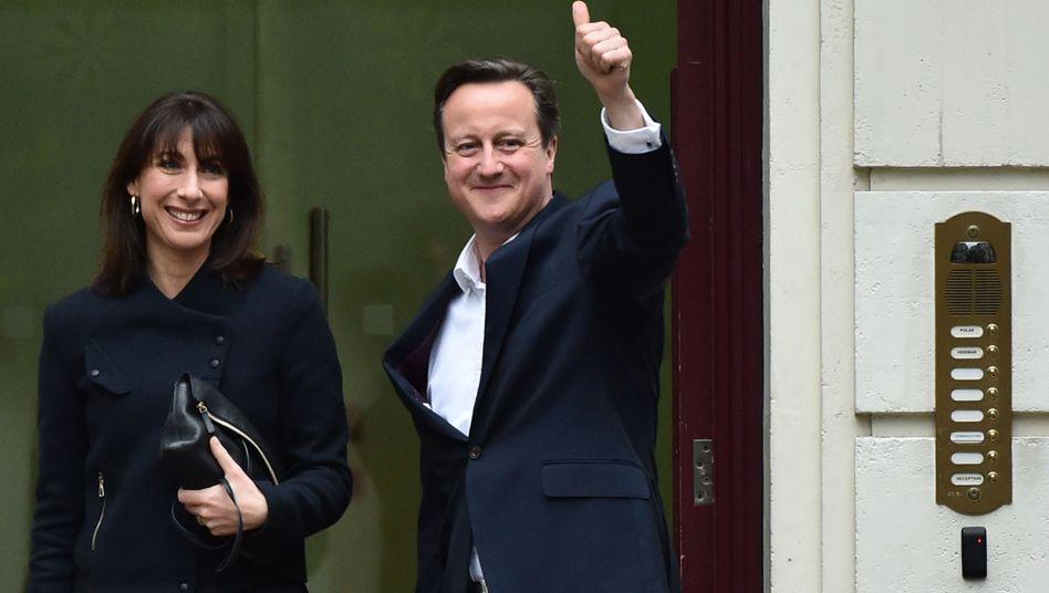 Camerons Wahlsieg: Bad News für Europa