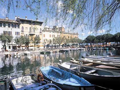 Desenzano del Garda am südwestlichen Ufer