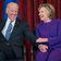 Hillary Clinton unterstützt Joe Biden