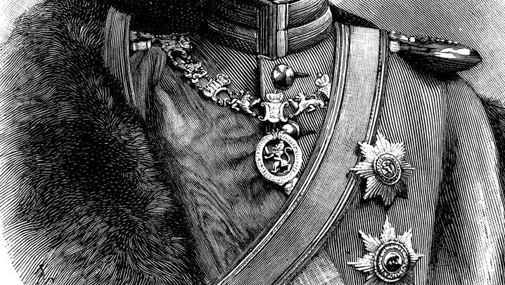 Erster Weltkrieg: König ohne Land