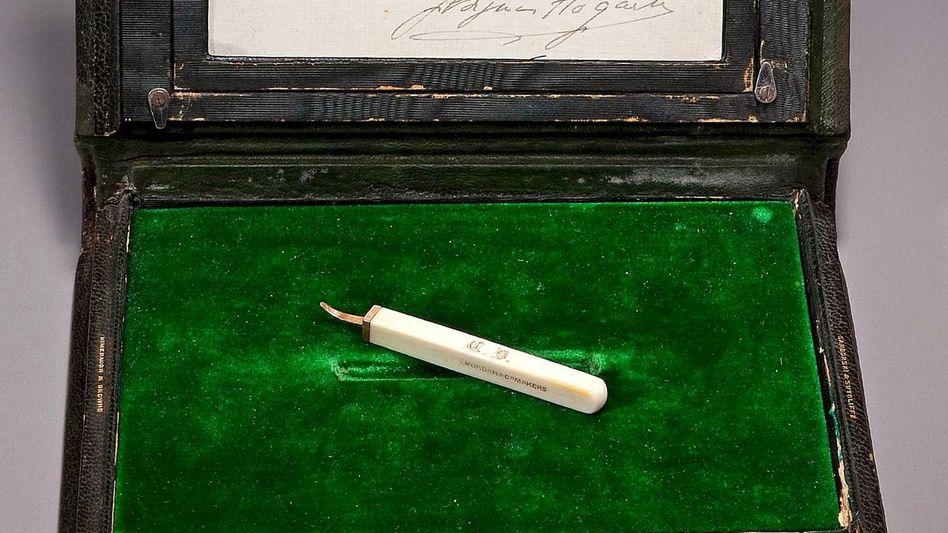 Nur etwas für echte Fans des Autoren: Der Zahnstocher von Charles Dickens
