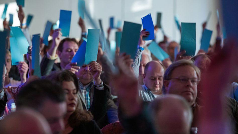 Landesparteitag der AfD Mecklenburg-Vorpommern