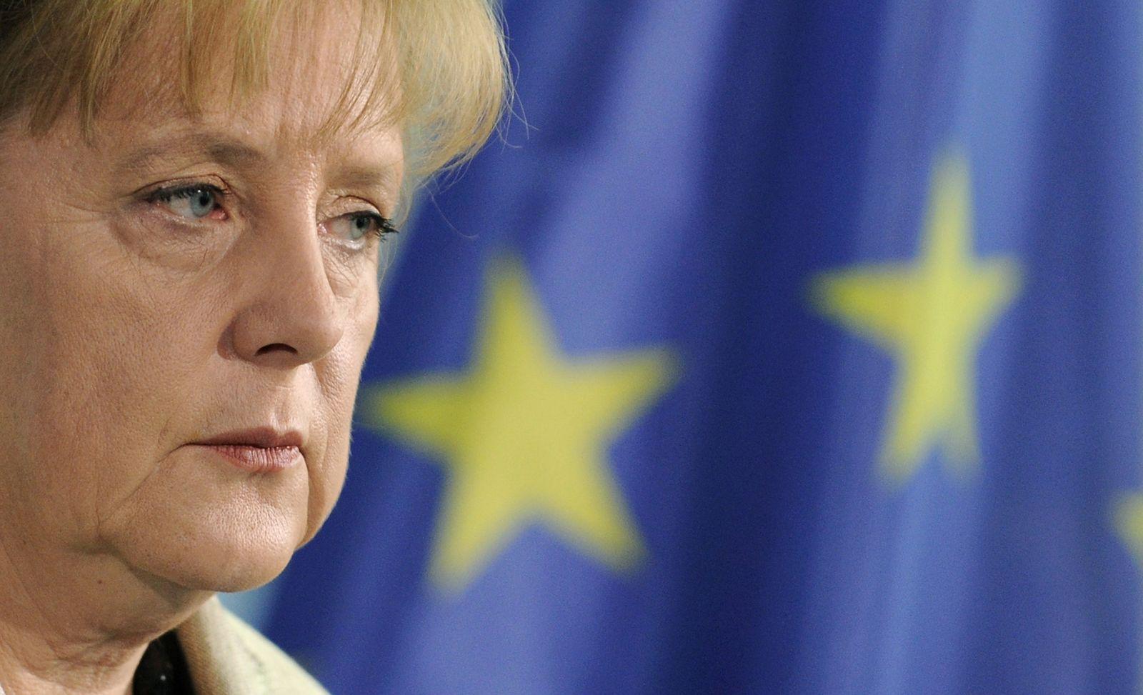 Merkel Eurosterne