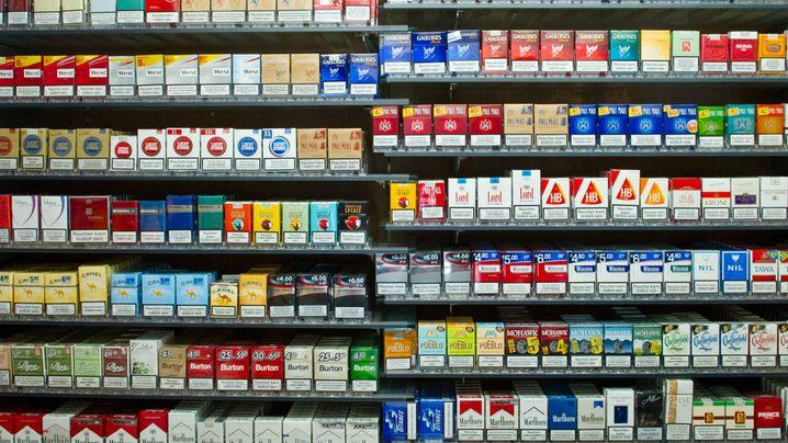 EU-Richtlinie: Schockbilder auf Zigarettenpackungen