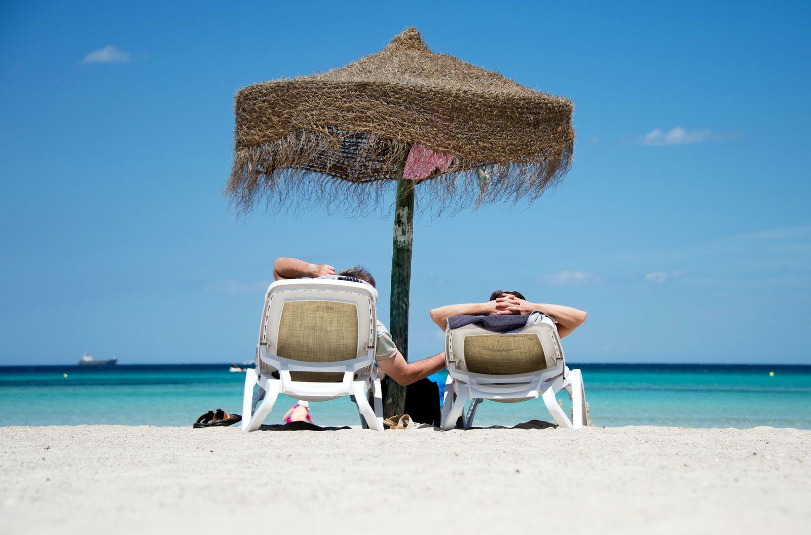 Urlaub / Strand / Urlaubsgeld
