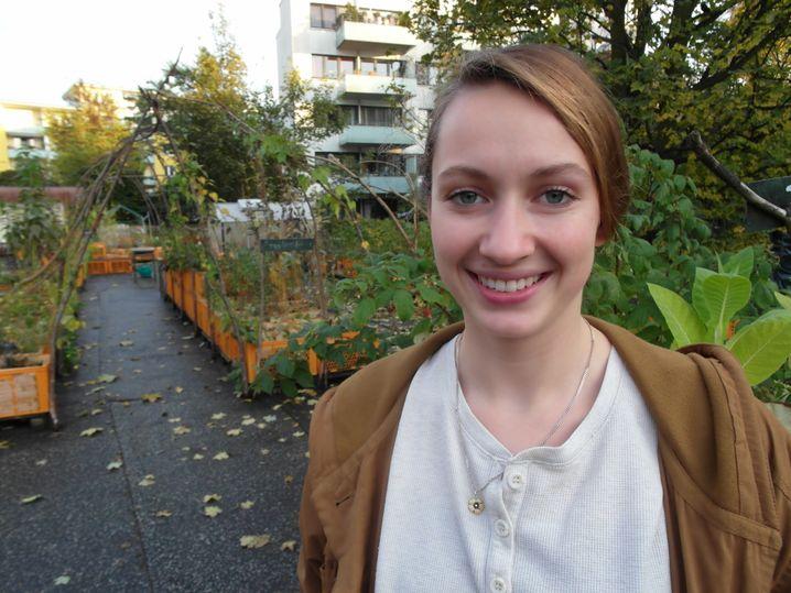 """Leonarda Ring: """"Ein Garten entschleunigt einen auch selbst"""""""