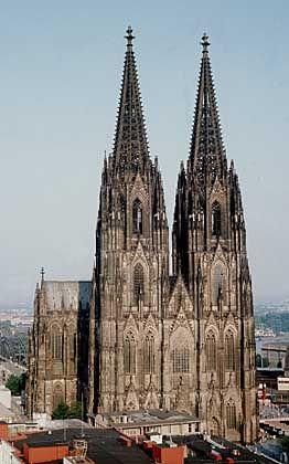 Weltkulturerbe Kölner Dom: Bedrohung von der blinden Seite