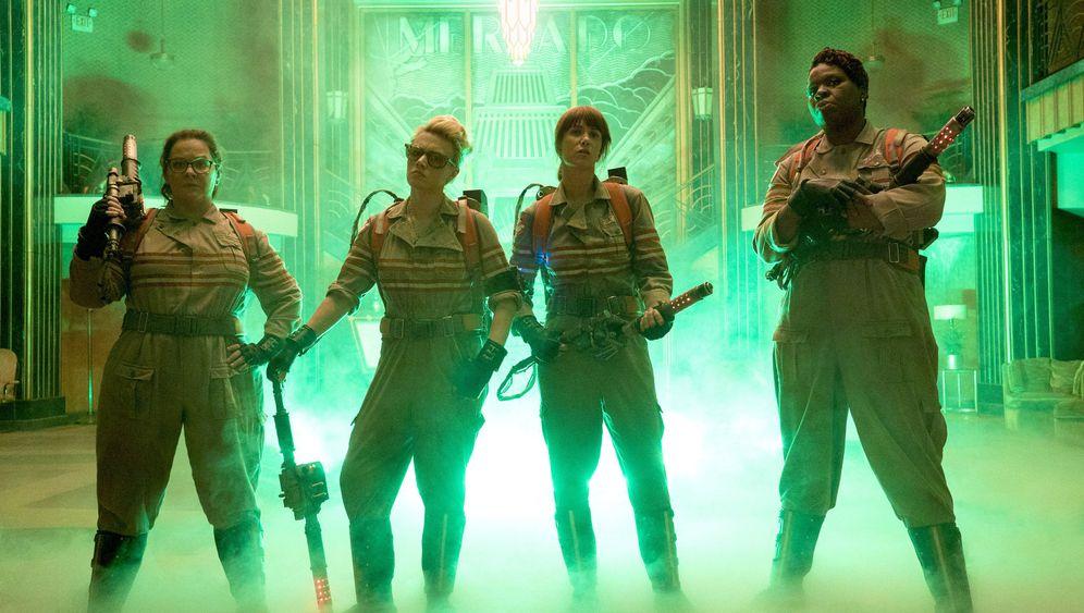 "Neuauflage des Kultfilms: ""Ghostbusters"", die nächste"