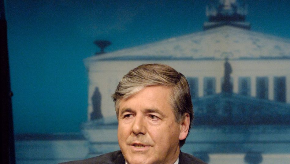 Deutsche-Bank-Chef Ackermann: Auch bei Portugal skeptisch